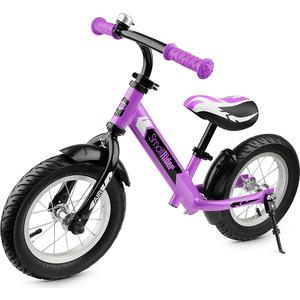 Беговел Small Rider с надувными колесами Roadster 2 AIR (фиолетовый)