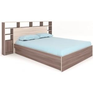 Кровать БАРОНС ГРУПП Алина-160 с ортопедическим основанием кровать баронс групп алина 140 с ортопедическим основанием
