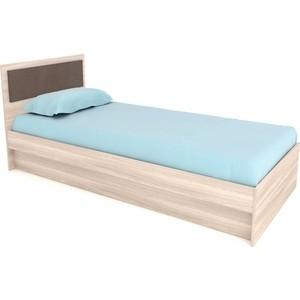 Кровать БАРОНС ГРУПП Сандра-80 с ортопедическим основанием