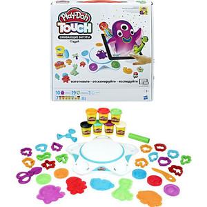 Игровой набор Hasbro Play-Doh СОЗДАЙ МИР СТУДИЯ игровой набор play doh твайлайт и рарити b9717eu4 no