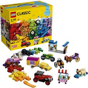 Конструктор Lego Классика Модели на колёсах