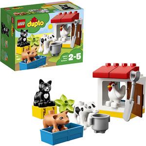 Конструктор Lego Дупло Ферма- домашние животные цена