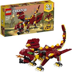 цены Конструктор Lego Криэйтор Мифические существа