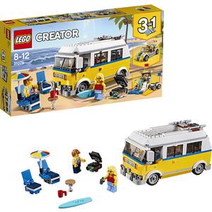 Конструктор Lego Криэйтор Фургон сёрферов фургон форма малый фургон дальнобойщик 18 5 см в ассортименте