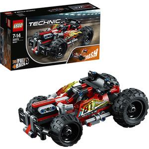 Конструктор Lego Техник Красный гоночный автомобиль