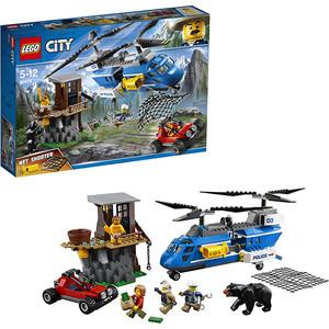 Конструктор Lego Город Погоня в горах цена 2017