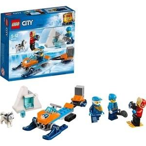 Конструктор Lego Город Арктическая экспедиция Полярные исследователи