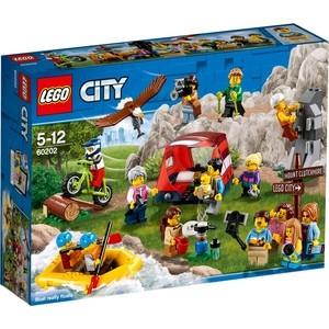 цена на Конструктор Lego Город Любители активного отдыха