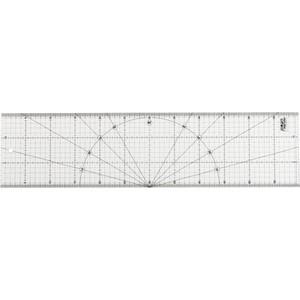 Линейка разметочная Olfa 150х600 мм (OL-MQR-15x60)