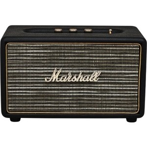 цена Портативная колонка Marshall Acton Multi-Room black онлайн в 2017 году