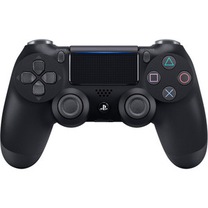 Геймпад Sony DualShock 4 v2 Black (CUH-ZCT2E) refurbished sony playstation 3 dualshock wireless controller