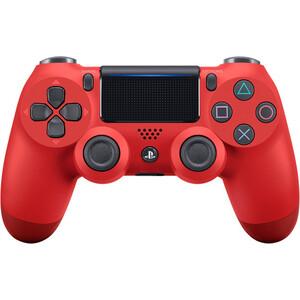 Геймпад Sony DualShock 4 v2 красная лава (CUH-ZCT2E)