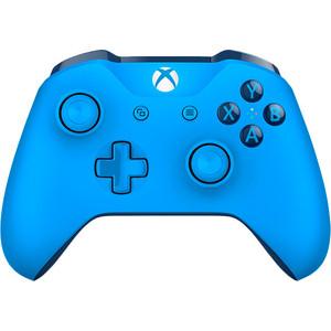 Геймпад Microsoft XBox One беспроводной геймпад синий (WL3-00020) все цены