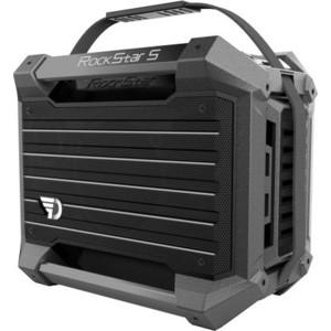 Портативная колонка DreamWave Rockstar S graphite