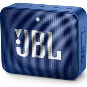 Портативная колонка JBL GO 2 blue цена и фото