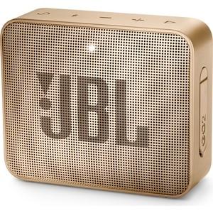 Портативная колонка JBL GO 2 champagne цена и фото
