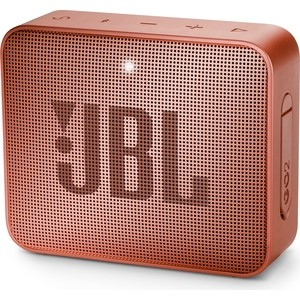Портативная колонка JBL GO 2 cinnamon jbl go серый