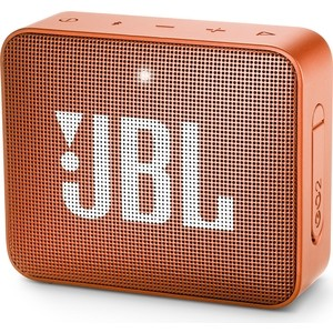Портативная колонка JBL GO 2 orange колонка indivo stuckspeaker orange