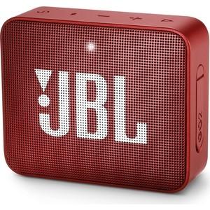 Портативная колонка JBL GO 2 red цена и фото