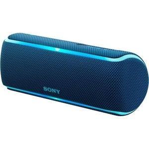 купить Портативная колонка Sony SRS-XB21 blue недорого