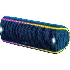 купить Портативная колонка Sony SRS-XB31 blue недорого