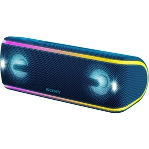 лучшая цена Портативная колонка Sony SRS-XB41 blue