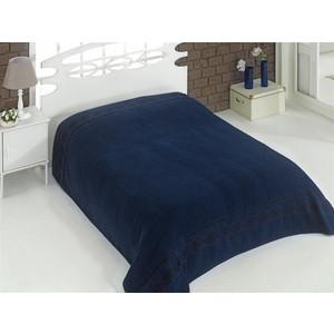 Простыня Karna махровая Rebeka 200x220 см синий (2655/CHAR015) rebeka ross пиджак