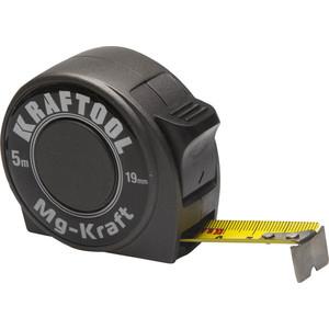 Рулетка Kraftool 5м х 19мм MG-Kraft (34129-05-19)