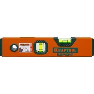 Уровень Kraftool Expert 2 ампулы 0,5мм/м 250мм (34710-025_z01)