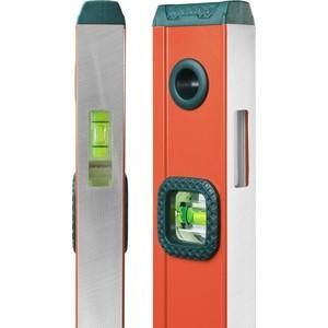 Уровень Kraftool Kraft-Max 2 ампулы 180см (34721-180_z01) рулетка kraftool kraft max 8м 27мм 34127 08 27