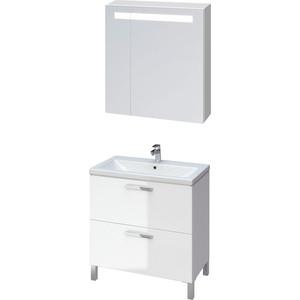 купить Мебель для ванной Cersanit Melar 80 белый недорого