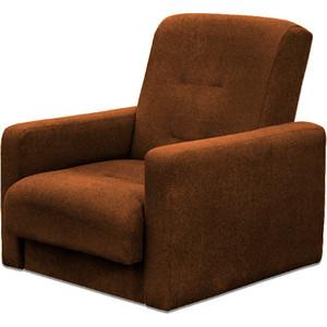 Кресло Экомебель Астра коричневая