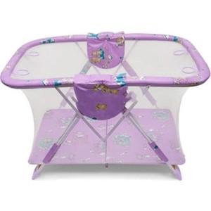 Манеж Globex Арена фиолетовый (1105/07)