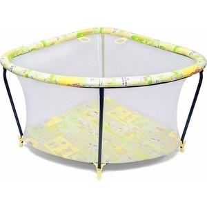 Манеж Globex Угол желтый (1102/04)
