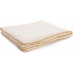 Одеяло Vikalex сатин, лебяжий пух 110х140, шампань (Vi21101)