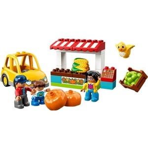 Конструктор Lego Duplo Town Фермерский рынок