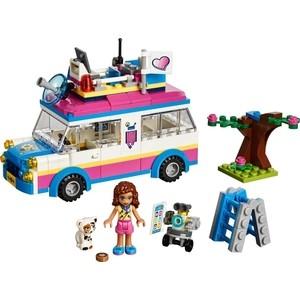 Конструктор Lego Friends Передвижная научная лаборатория Оливии цена