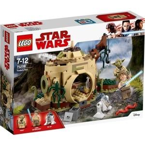 Конструктор Lego Star Wars Хижина Йоды
