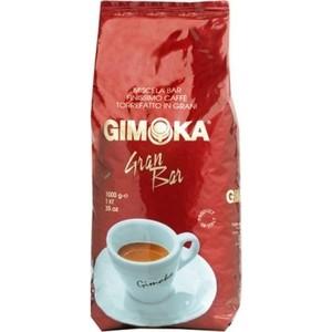 Кофе в зернах Gimoka Gimoka Rossa Gran Bar 1000гр стоимость