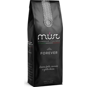 Кофе в зернах MUST FOREVER 1000гр