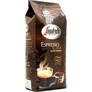 Кофе в зернах Segafredo ESPRESSO CASA 1000гр кофейный набор кофе segafredo с кофейной парой чашек