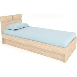 Кровать БАРОНС ГРУПП Карина-80 с ортопедическим основанием