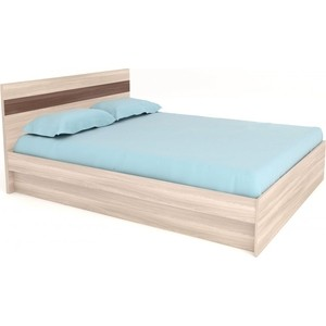 Кровать БАРОНС ГРУПП Милена-140 с ортопедическим основанием кровать баронс групп алина 140 с ортопедическим основанием