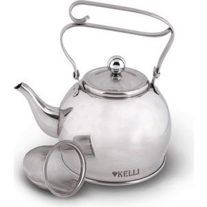 Заварочный чайник 1.0 л Kelli (KL-4326)