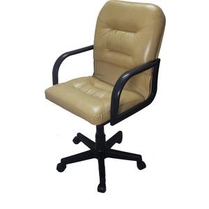 Кресло Союз мебель Шико пиастра экокожа бежевая