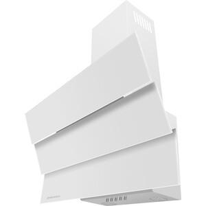 Вытяжка MAUNFELD CASCADA MINI 60 белое стекло