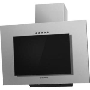 Вытяжка MAUNFELD TOWER GS 60 IX, черное стекло