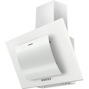 Вытяжка MAUNFELD TOWER ROUND 60 WH, белое дугообразное стекло