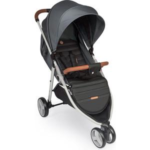 Коляска прогулочная Happy Baby Ultima V2 grey 92003 прогулочная коляска egg stroller quantum grey