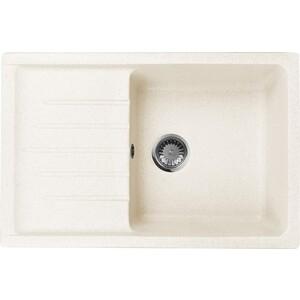 Кухонная мойка AquaGranitEx M-27 (331) белый